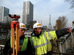 Sogeca réseau ingénierie Paris